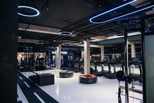 Первый фитнес-клуб сети Crocus Fitness в Санкт-Петербурге