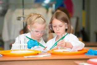 Уроки для детей об удивительной природе науки во Дворце Пионеров на Воробьевых горах