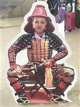 Юный самурай