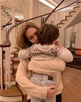 Наталья Водянова дети Арно