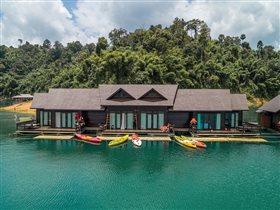 Таиланд 500 Rai Floating Resort