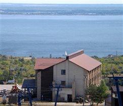 Горнолыжный курорт 'Хвалынский'