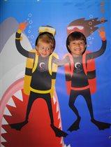 Морское приключение: Челюсти. Новый сезон