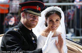 Принц Гарри Меган Маркл покинули королевскую семью