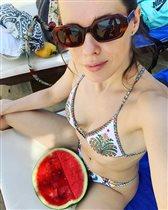 Екатерина Шпица в купальнике