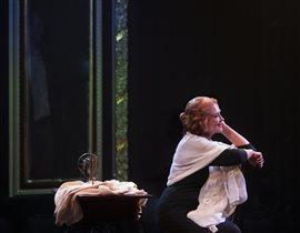 Ирина Алферова сыграет Софью Андреевну Толстую в спектакле 'Толстого нет'