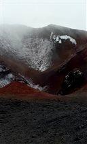 Этна, кратеры на высоте 2800