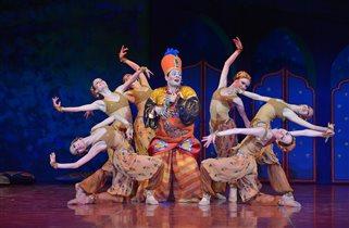 Одноактные балеты «Русских сезонов»: «Шахерезада» и «Жар-птица» в Театре имени Наталии Сац