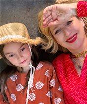 Актриса Ирина Гринёва с дочкой от Шабалина: 'Девочка из другого века, другого мира'