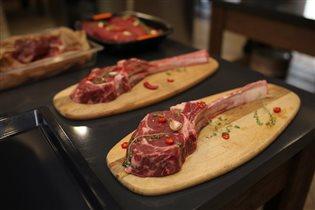 Новый бренд говядины «Стейковка» - с родины Юрия Гагарина