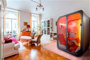 Алибокс - зона для изоляции и уединения в квартире