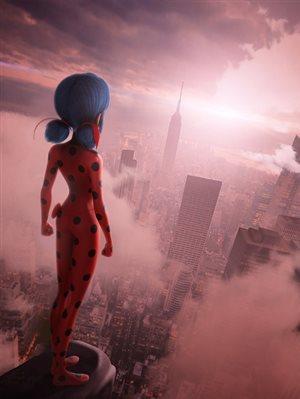 Леди Баг и Супер-Кот летят в Нью-Йорк!