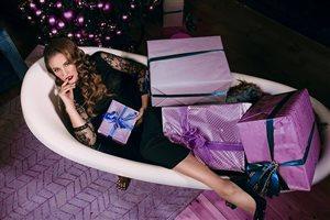Глафира Тарханова: что подарить мужу и отцу 4 сыновей на Новый год? Любимую женщину