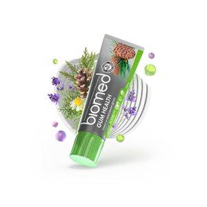Новые зубные пасты Biomed® с природными компонентами