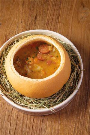 Немецкий суп айнтопф: идеальное блюдо января