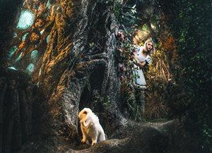 «Клаустрофобия» запустила новый квест «Алиса в стране кошмаров»