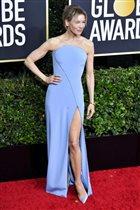 Рене Зеллвегер Золотой глобус 2020 платье