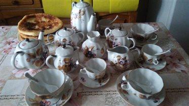 Чайно-кофейная церемония.