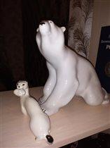Мишка и соболь