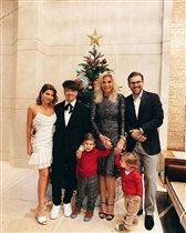 Валентин Юдашкин семья дочь внуки