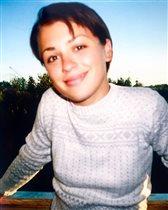 Ирина Муромцева в молодости