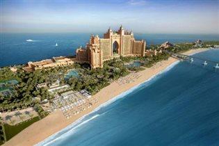 Отдых в Дубае. Atlantis, The Palm: оазис для семейного отдыха и обновлённый лаунж Imperial Club