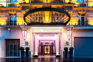 Отели в Париже: рядом с Оперой и Лувром
