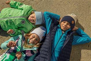 Функциональная одежда для активных детей
