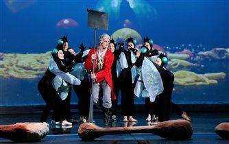 Балет «Путешествия Гулливера» в Детском музыкальном театре имени Наталии Сац