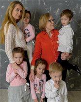 Пятерняшки из Одессы