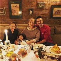 Максим Траньков семья