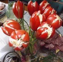 'Тюльпаны'