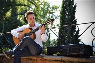 «Музыка, которую слушал Дали» - бесплатные концерты испанского гитариста