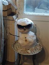 Валера, родился в один из двух снежных дней зимы.