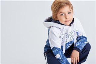 Одежда для мальчика лето