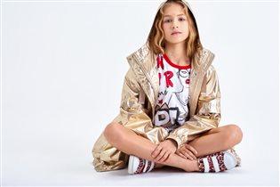 Одежда для девочек-подростков куртка
