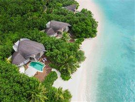 Отдых на Мальдивах: новый отель JW Marriott Maldives Resort & Spa