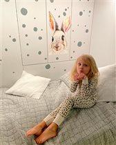 Мария Горбань показала дизайн детской комнаты 5-летней дочки Фани