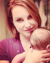 Ирина Слуцкая дети младшая дочь Кира