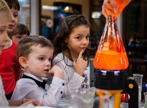 Ведущие учёные страны расскажут детям об устройстве окружающего мира