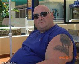 Мужчина похудел на 120 кг