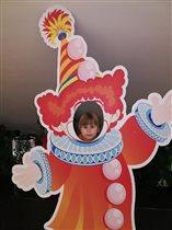 Веселый клоун