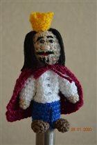Пальчиковый кукольный театр Король