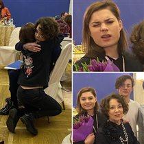 Мария Голубкина Николай Фоменко дети