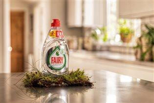 Забота в каждой капле: Fairy представляет коллекцию с натуральными маслами