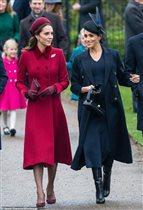 'Эффект Меган' потерял силу: Кейт снова главная королевская модница