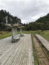 Деревянная железная дорога (Новая Зеландия)