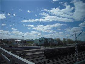 Железная дорога в Боготоле