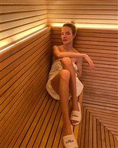Наталья Водянова без макияжа