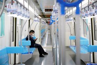 Как выглядел карантин в Шанхае